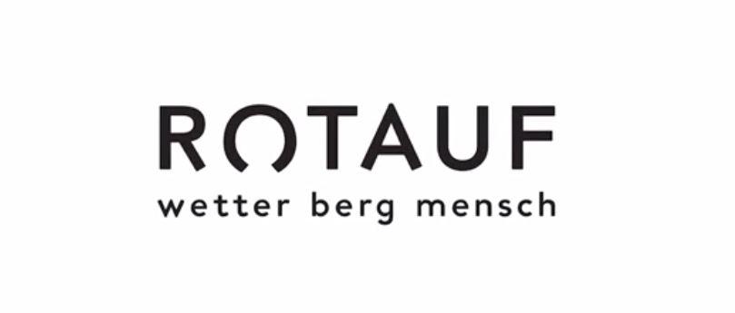 Logo von ROTAUF - wetter berg mensch