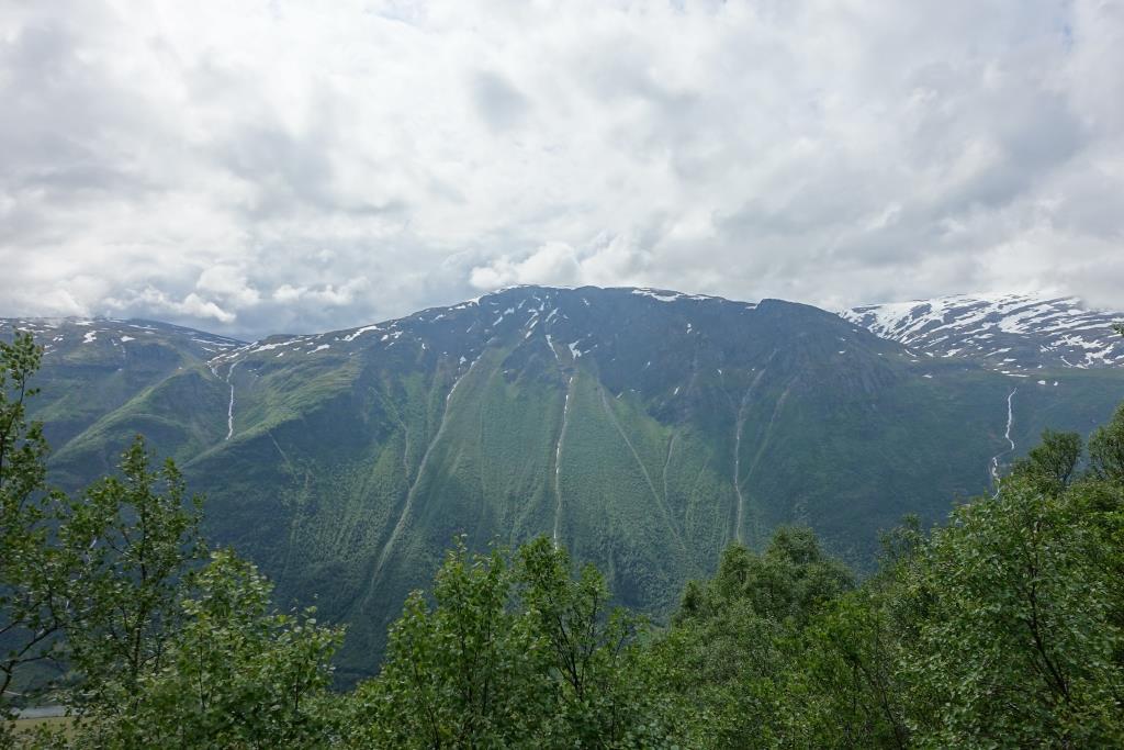 Trollheimen Nationalpark Wandern