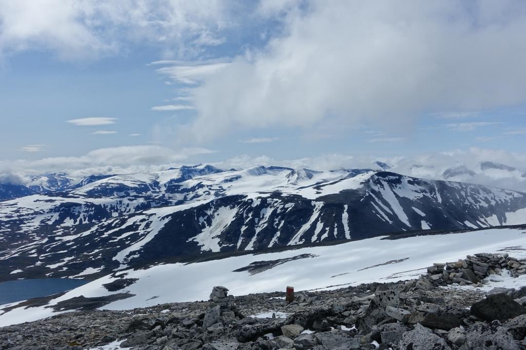 Panorama Jotunheimen