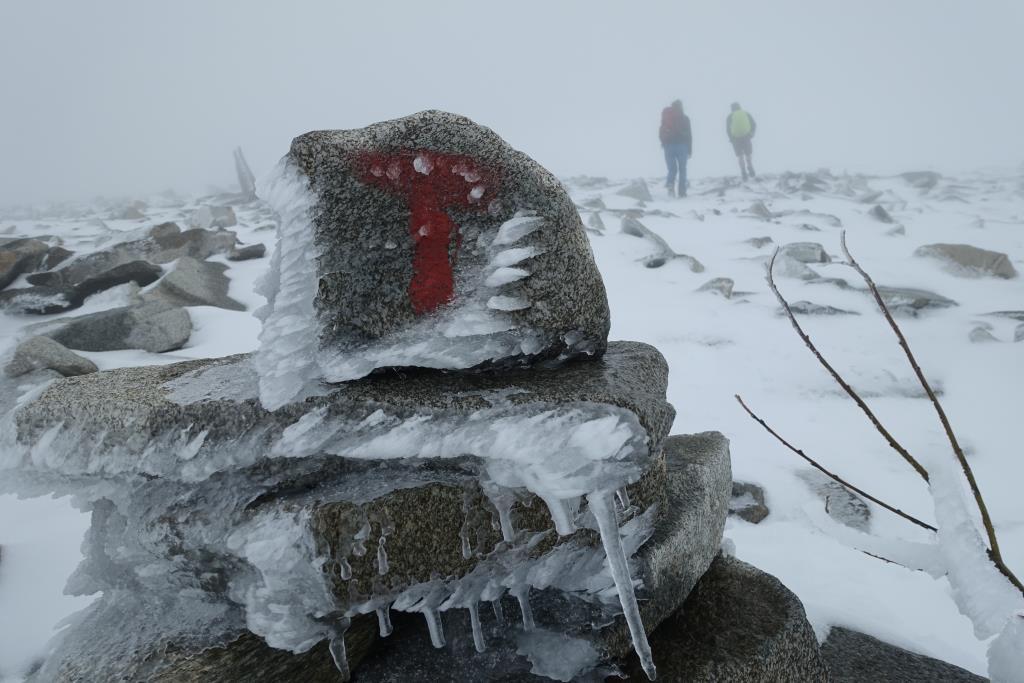Galdhøpiggen Gipfelgrat