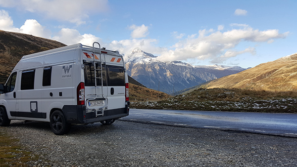 Der Whatabus ontour in Italien