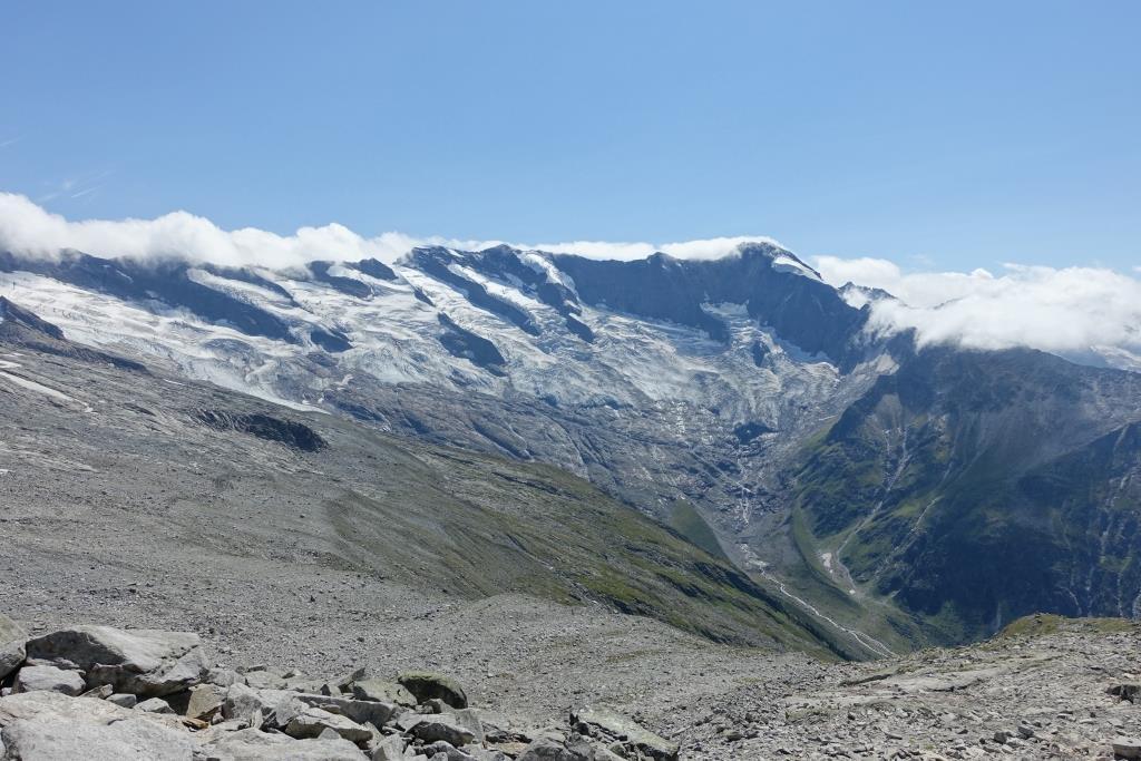Rückweg Schlieferspitze