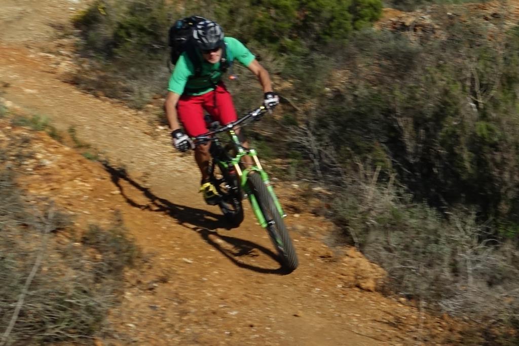 Flow Trails Elba Mountainbike