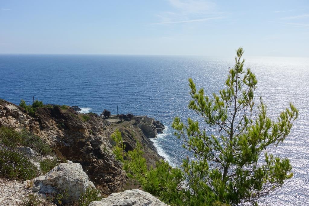 Insel Elba: Mountainbiken