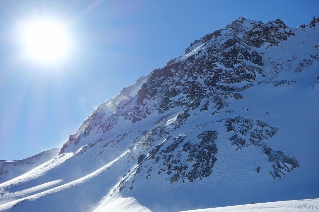 Brete Krpne Gipfel