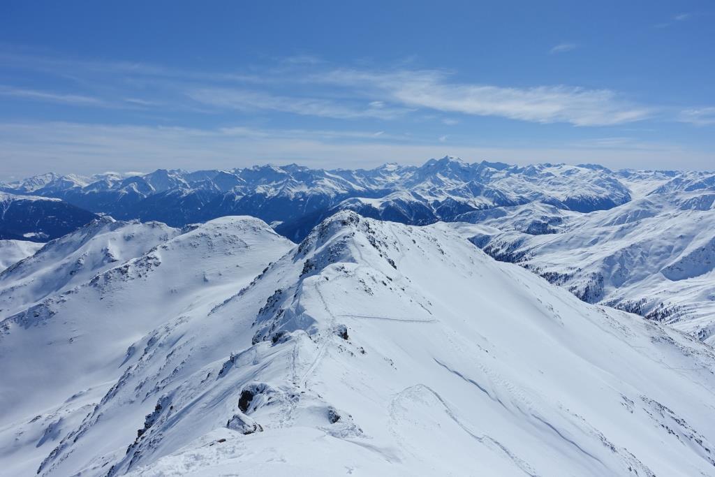 Rasassspitze Skitour