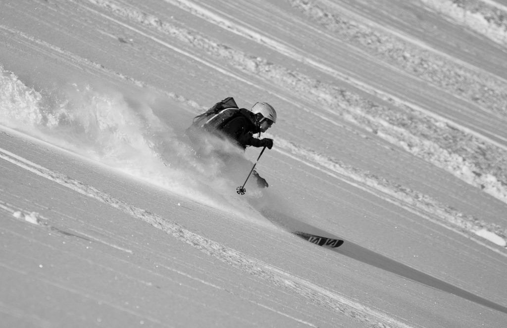 Freeriden in Les Deux Alpes