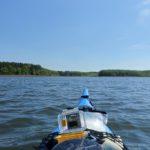 Leppiner See Kajakfahren