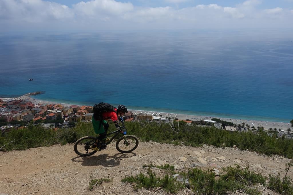 Daniel im Trail Varigotti Womens DH