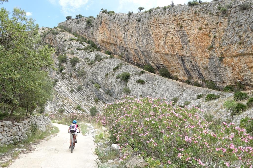 Biketour Xavia Spanien