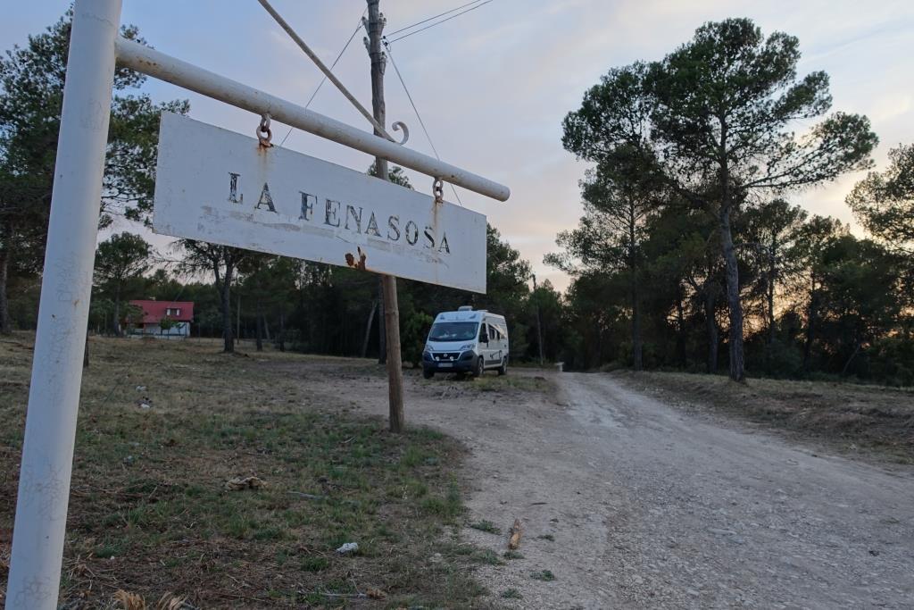 Stehplatz La Fenasosa